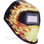 Сварочный щиток 3M™ Speedglas™ 100V, Пламя фото