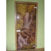 Изготовление стеклянных дверей на заказ