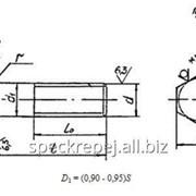 Болт с шестигранной головкой для фланцевых соединений 26-2037-96