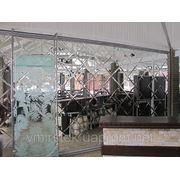 Зеркальные и стеклянные двери на заказ