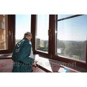 Установка окон. Монтаж окна пвх. Установить окна в Киеве фото