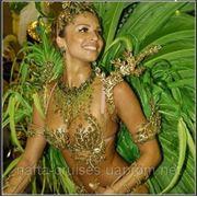Круизы по Южной Америке с карнавалом! фото