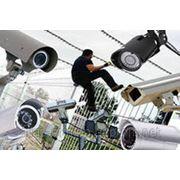 Системы охраны периметра фото