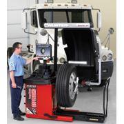 Балансировочный станок для грузовых автомобилей GSP9600HD фото