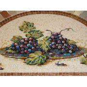 Мозаичное панно. фото