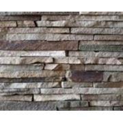 Фасадный камень *Косточка*толщ.2-2.5см. фото