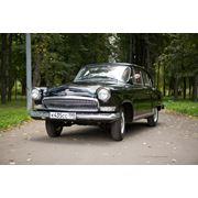 Прокат ретро автомобиля ГАЗ-21 третья серия фото