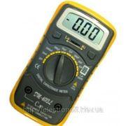 Мультиметр DM6013L (измеритель емкости) фото