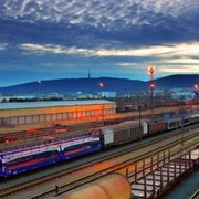 Железнодорожные перевозки грузов фото