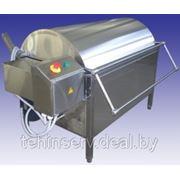 Машина для мытья коптильных палок (вешал)