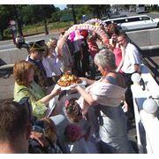Организация свадебного торжества фото