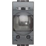 ИК-детектор 1 мод. 200 Вт ( R ) антрацит фото