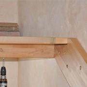 Монтаж лестниц фото