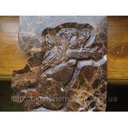 Картина на мраморе фото