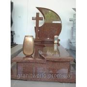 Памятники от производителя (Образец №178) фото