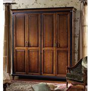 Шкаф MADRID L27 4х-дверный фото