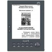 Книга электронная Модельный ряд Lbook
