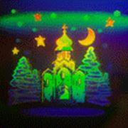Оптические радужные 2D/3D голограммы фото