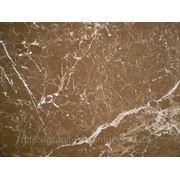 Мраморные слябы (коричневый мрамор) фото
