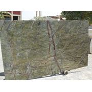 Мраморные слябы Bidasar Green фото