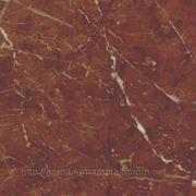 Мрамор красно- коричневый burdur coffe; new brown. фото