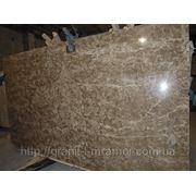 Мрамор Emperador Crystal слябы фото