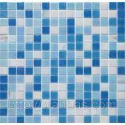 Мозаика стеклянная Микс GL mix 28 фото
