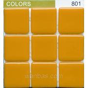 """""""Colors"""" Мозаика Испанская YELLOW 801 фото"""