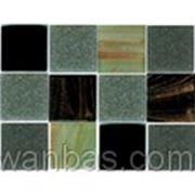 Мозаика Микс MONTE NEGRO (GS-LBL1 10%, FBL1 10%, FGR4 35%, FGR6 35%, GS-LG2 10%) фото