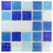 Мозаика GL mix 12 на (Бумажной основе) фото