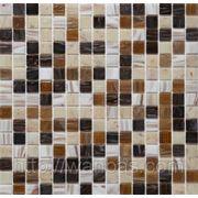 Стеклянная мозаика GL mix 22 фото