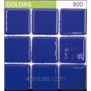 """Colors"" Мозаика Испанская CLEAR NAVY BLUE 800 фото"