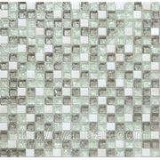 Микс из стекла мрамора и камня DAF 3 фото