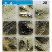 """Мозаика """"DECO"""" Испания BLACK/GOLD MIX 28 фото"""