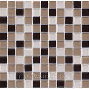 Стеклянная мозаика Mix C 02 фото