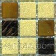 Мозаика MIX5 (EGYPT) GS-LPU4:10%, JA-LA1:20%, SBR01:70% светло-песочный (10 листов) фото