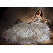 Индивидуальный пошив свадебных и вечерних платьев фото