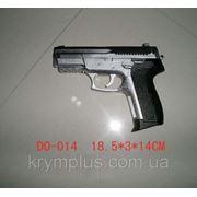 Пистолет SP2022+ пульки,в пакете 18,5*4*13см (шт) фото