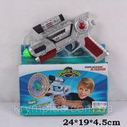 Пистолет батар 828-3 муз., свет.,в кор. 24*19*4,5см (шт) фото