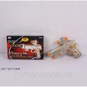 Пистолет батар 8900-2A свет ,в коробке 24*16*5см (шт) фото