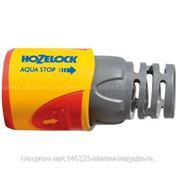 Коннектор HOZELOCK AquaStop 12.5x15мм (2055) фото