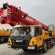 Автокран Sany STC250H фото