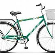 "Велосипед Stels Navigator-300 Gent, 20"", зеленый, Z010 фото"