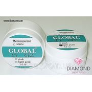 Гель Global UV Gel Transparent прозрачный 56 мл
