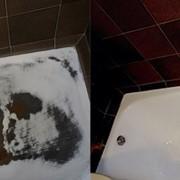 Реставрация ванн жидким акрилом фото