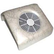 Пылесос настольный для маникюра серебро фото