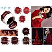 Набор цветных гелей Красная Классика фото