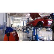 Сервисное обслуживание и диагностика автомобилей фото