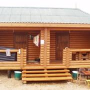 Каркасный домик фото