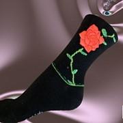 0-31840 Носки женские черные фото